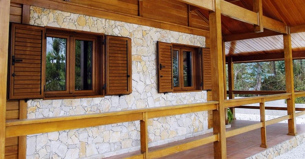 La madera es un gran aislante t rmico y acustico - Madera aislante termico ...
