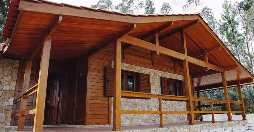 Conoces estas 5 ventajas de vivir en una casa de madera - Vivir en una casa de madera ...