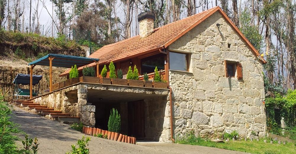 Circe materia - Fotos de casas de madera y piedra ...